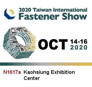 2020 Taiwan International Fastener Show
